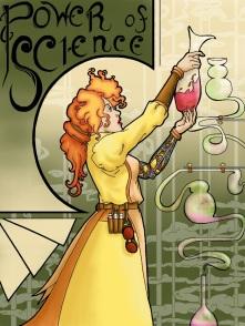 Steampunk Science