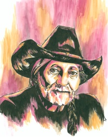 Willie Nelson, younger years